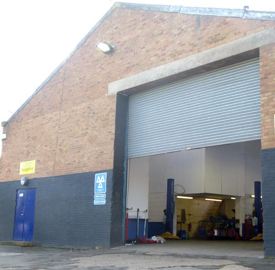 Unique Autocentre, Newport Pagnell